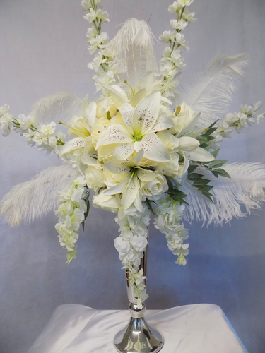 Blooming Essentials Ltd Artificial Serenity Vase Display