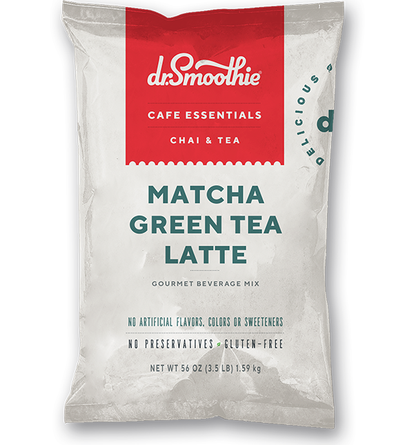 Matcha Green Tea Latte - 5/3.5lb bags