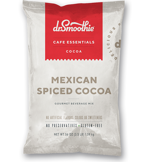 Mexican Spiced Cocoa - 5/3.5lb bags