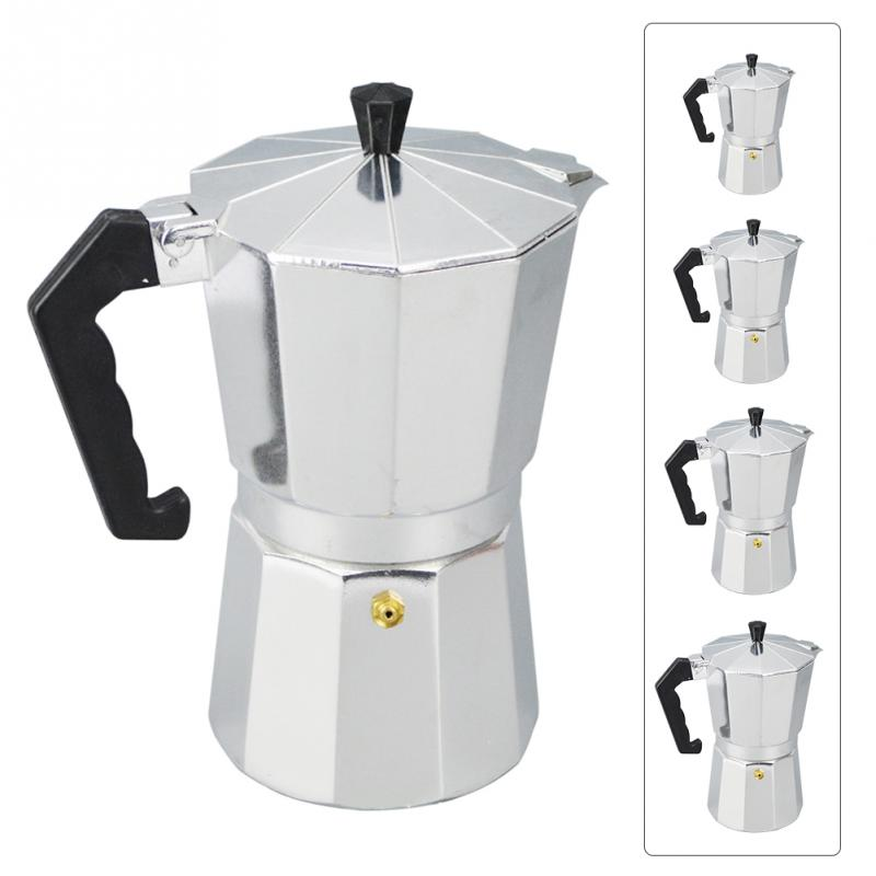 Italian Moka Stovetop Coffee Maker