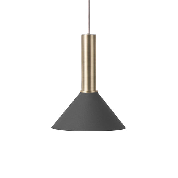 Cone Shade - High Socket Pendant, Lighting Pendant Light, Ferm Living, Places and Spaces Design Ltd