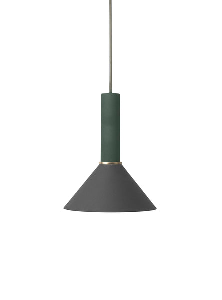 Cone Shade - High Socket Pendant, Lighting Pendant Light, Ferm Living, Places and Spaces