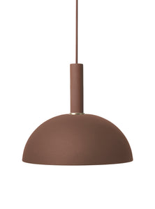 Dome Shade - High Socket Pendant, Lighting Pendant Light, Ferm Living, Places and Spaces Design Ltd
