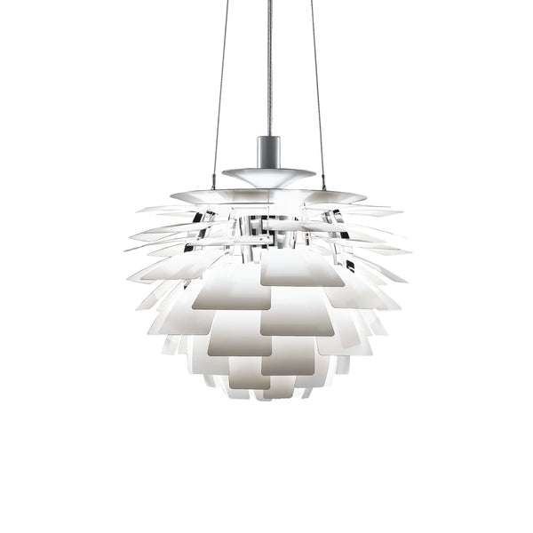 Artichoke, Lighting Pendant Light, Louis Poulsen, Places and Spaces