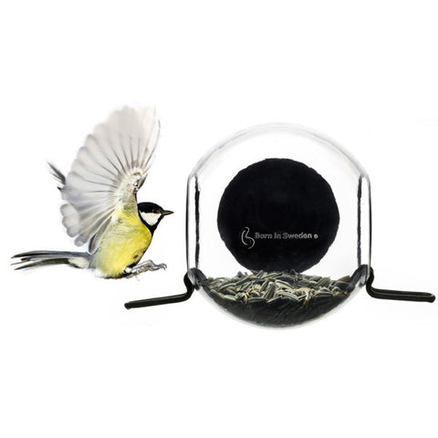 Bird Feeder, Accessory Outdoor Decorative, Born In Sweden, Places and Spaces