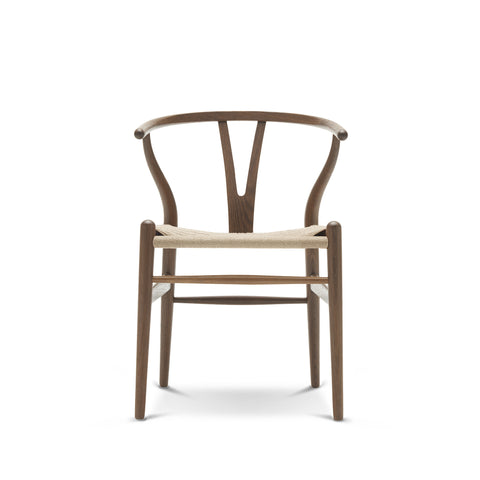 Carl Hansen CH24 Wishbone Chair, Furniture Dining Chair, Carl Hansen, Places and Spaces