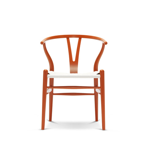 Carl Hansen CH24 Wishbone Chair Coloured, Furniture Dining Chair, Carl Hansen, Places and Spaces