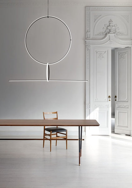 Arrangements Collection, Lighting Pendant Light, Flos, Places and Spaces