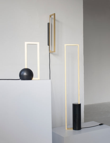Cylinder Lamp, Lighting Table Lights, Kristina Dam, Places and Spaces Design Ltd
