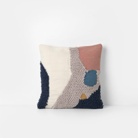 Loop Cushion Landscape, Accessory Soft Furnishings, Ferm Living, Places and Spaces Design Ltd