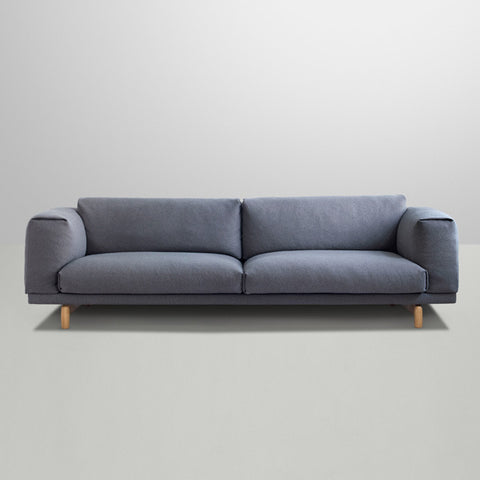 Rest Sofa - 3 Seater