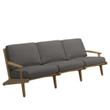 Bay Outdoor Three Seater Sofa