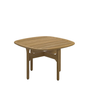 Bay Outdoor Side Table, Furniture Outdoor, Gloster, Places and Spaces Design Ltd
