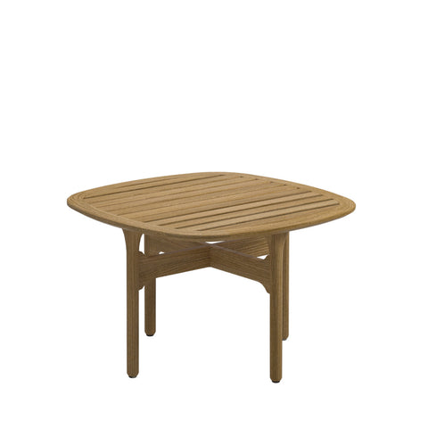 Bay Outdoor Side Table, Furniture Outdoor, Gloster, Places and Spaces