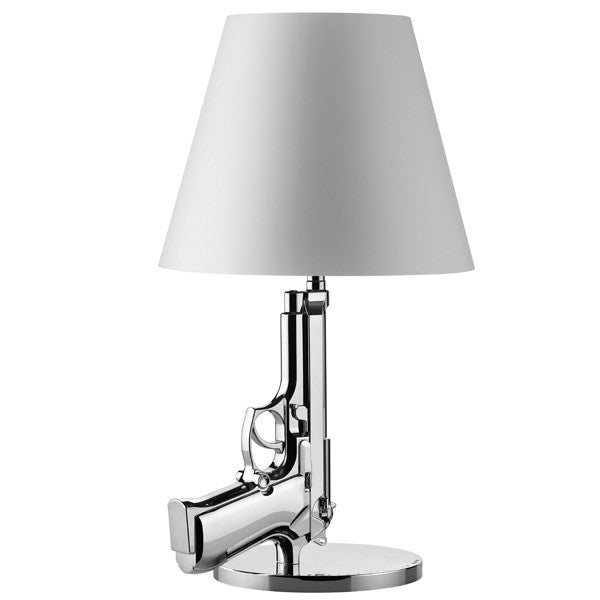 Bedside Gun, Lighting Table, Flos, Places and Spaces
