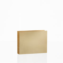 Brass Wall Square