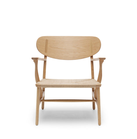 Carl Hansen CH22 Chair, Furniture Lounge Chair, Carl Hansen, Places and Spaces