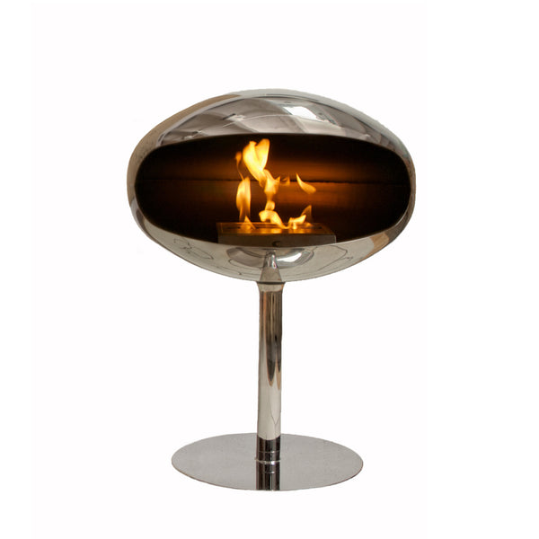 Pedestal Fireplace