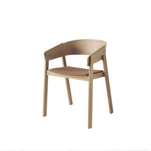 Cover Chair - Textile Seat, Furniture Dining chair, Muuto, Places and Spaces Design Ltd