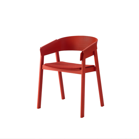 Cover Chair - Textile Seat, Furniture Dining chair, Muuto, Places and Spaces