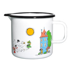Moomin Valley Pitcher
