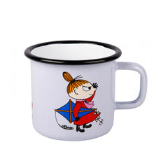 Little My Enamel Mug - Small