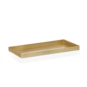 Brass Tray, Accessory Office, Ferm Living, Places and Spaces