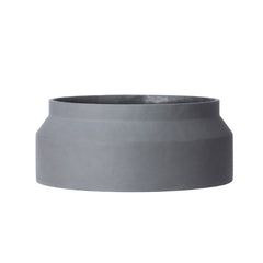 Concrete Pot - Dark Grey