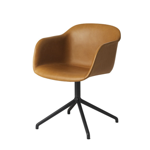 Fiber Chair - Swivel Base, Furniture Task chair, Muuto, Places and Spaces Design Ltd