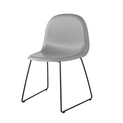 Gubi Chair 1F - Sled Base