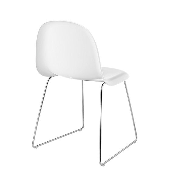 Gubi Chair 3D - Sledge Base