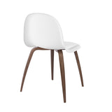 Gubi Chair with Walnut Base