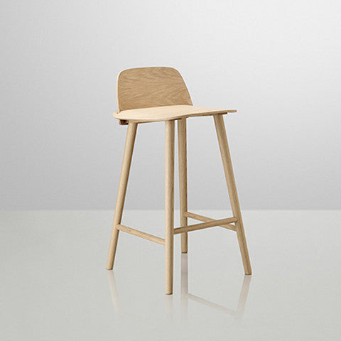 Nerd Bar Stool, Furniture Stool, Muuto, Places and Spaces Design Ltd