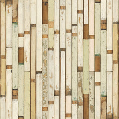 Scrapwood Wallpaper PHE-01