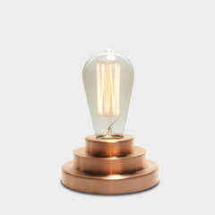 Podium Lamp - Copper