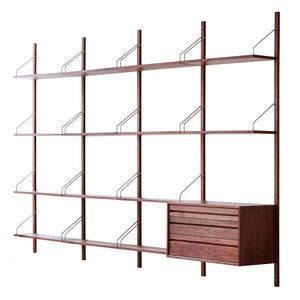 Royal System - Cabinet 3 Drawers, Furniture Storage System, DK3, Places and Spaces Design Ltd