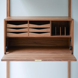 Royal System - Workstation Accessories, Furniture Storage System, DK3, Places and Spaces Design Ltd