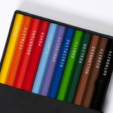 Psychology of Colour Pencil Set