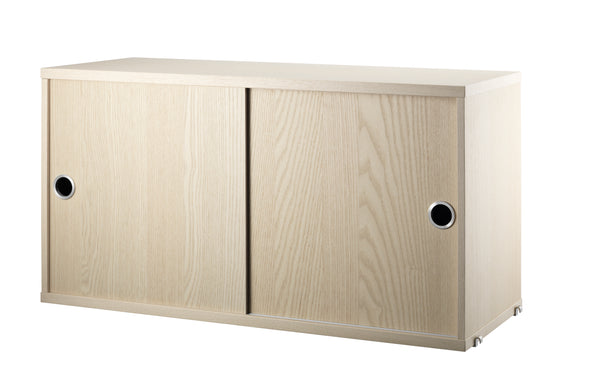 String - Cabinet sliding doors