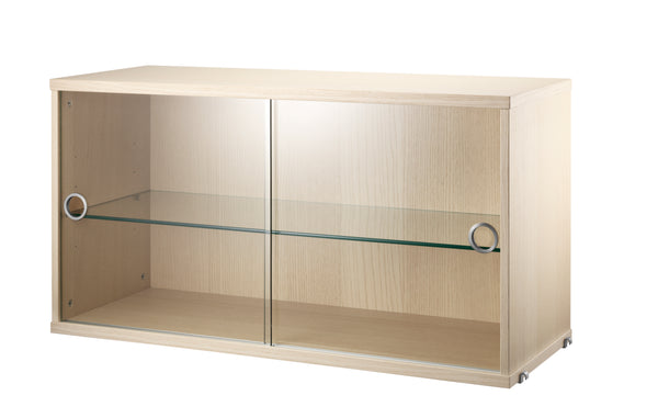 String - Display Cabinet, Furniture Shelf storage, String, Places and Spaces Design Ltd