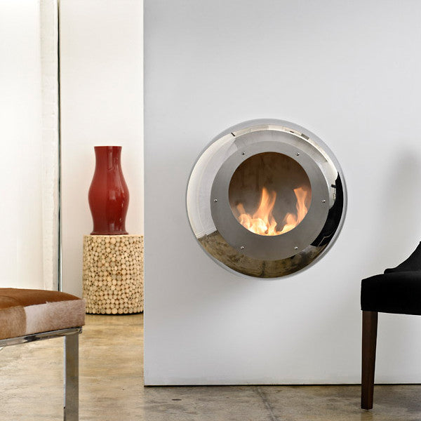 Vellum Fireplace