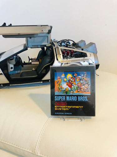 Nintendo NES Boxed Game Acrylic Display Stand