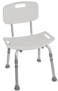 Deluxe Aluminum Shower Chair