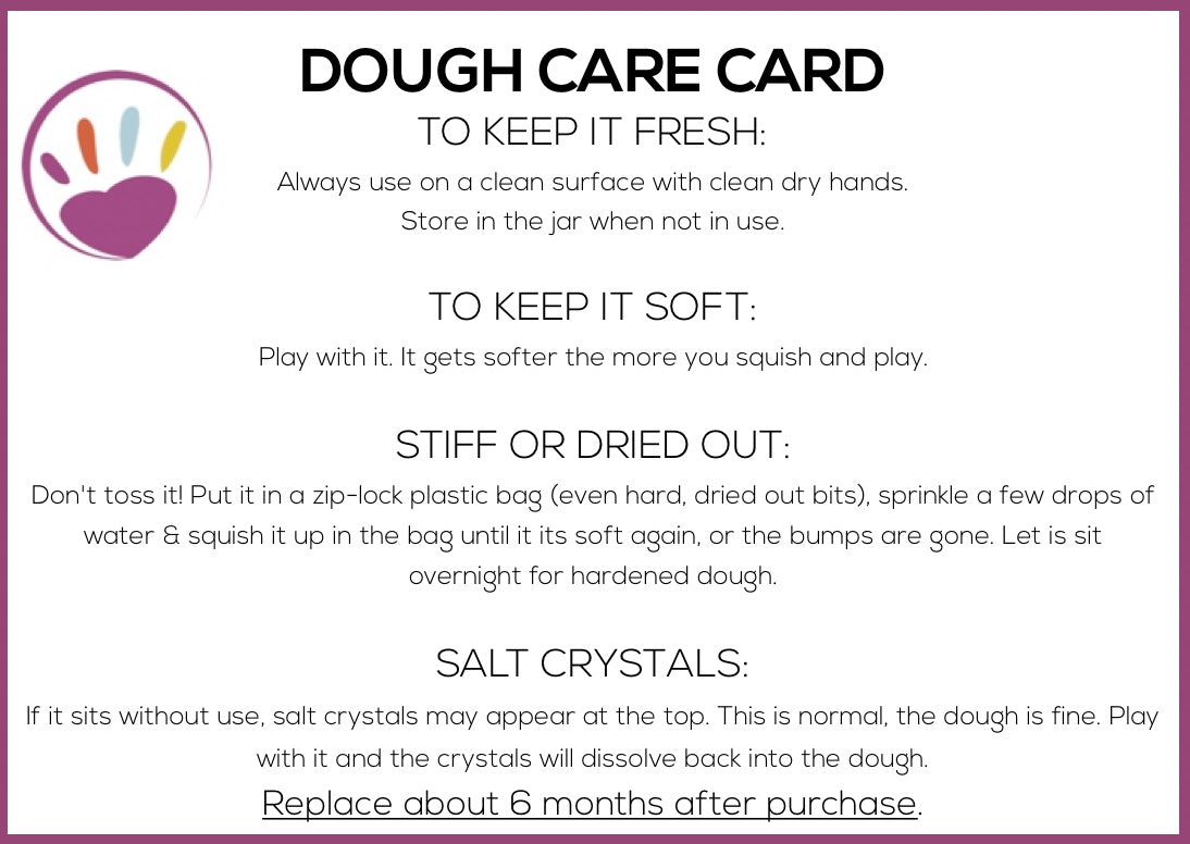 SimplytoPlay_Organic_Playdough_Care_Instructions