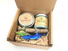 Load image into Gallery viewer, Natural Playdough Kit - Baby Shark Mini Kit - SimplytoPlay