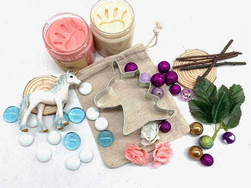 Natural Playdough Kit - Unicorn - SimplytoPlay