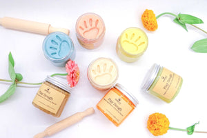 Organic Playdough Made With Natural Plant Based Dyes - SimplytoPlay