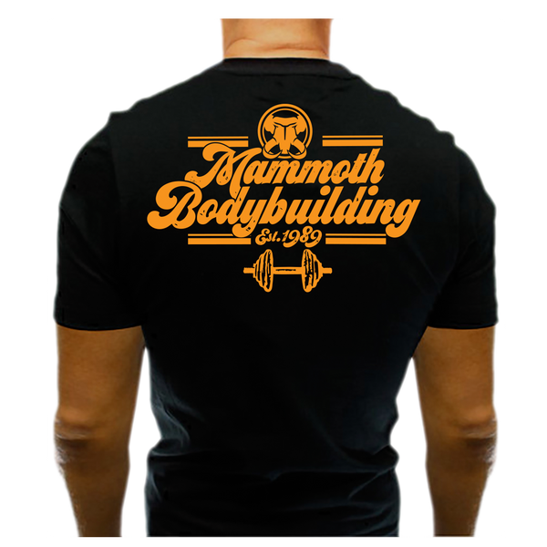 BODYBUILDING 'T' <br/>+ FREE MAMMOTH T