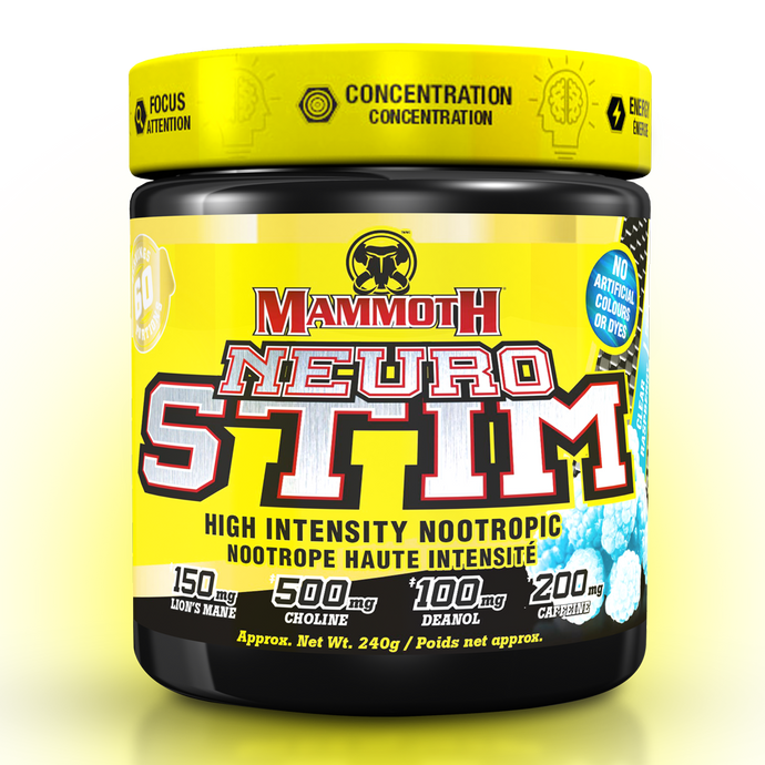 :: NEURO STIM - BRAIN & ENERGY BOOST