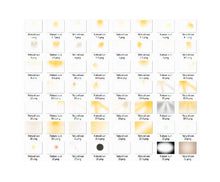 Load image into Gallery viewer, 50 Natural Light Photoshop Overlays, sun overlays, light overlay, lens flare overlays,fantasy overlays, Natural Sun, Sunlight, png file